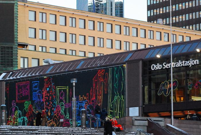 Oslo Sentral Stasjon